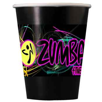 Digital Colorware 9-Oz. Paper Cup - Personalization Available