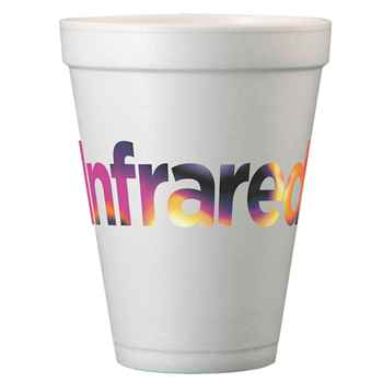 Digital 12-Oz. Foam Cups - Personalization Available
