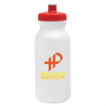 Bike Bottle 20-Oz. with Push-Pull Lid - Personalization Available