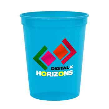 Stadium Cup 16-Oz. with Full-Color Digital Imprint
