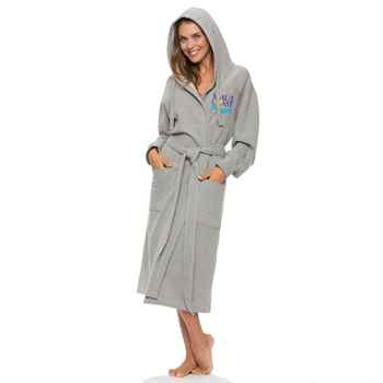 Sweatshirt Hoodie Robe - Personalization Available