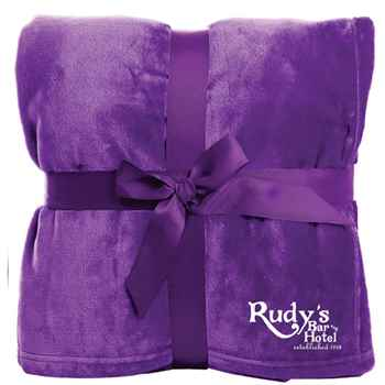 Cozy Plush Blanket - Personalization Available