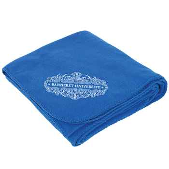 Fleece Blanket - Personalization Available