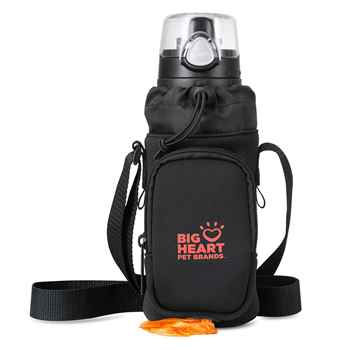 Dog Walker Hydration Sling - Personalization Available