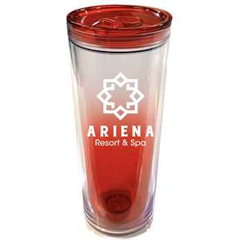 Ombre Tumbler 20-Oz. - Personalization Available