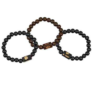 Wooden Bead Bracelets - Personalization Available