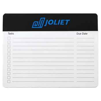 Mouse Pad with To-Do List - Personalization Available
