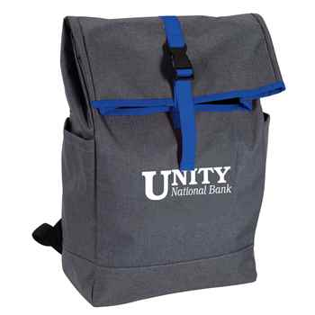 Wide Mouth Backpack - Personalization Available