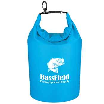 Waterproof Dry Bag With Window - Personalization Available