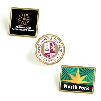 3-Day Quick Ship Lapel Pins