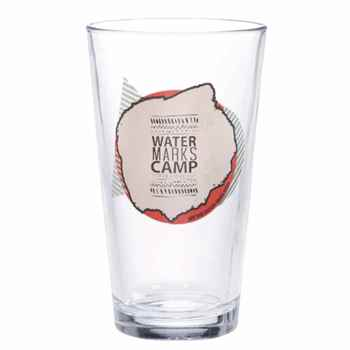 4-Color Process Pint Glass 16-Oz. - Personalization Available