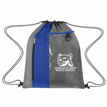 Sports Pack with Clear Pocket - Personalization Available