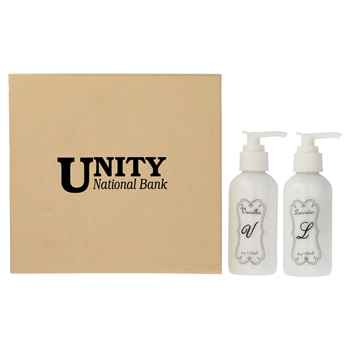 Lavvish 2-Piece Body Lotion Set - Personalization Available