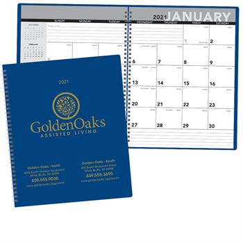2020 Monthly Planner - Personalization Available