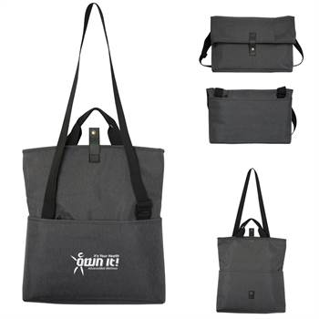 Velopa Tote/Messenger Bag - Personalization Available