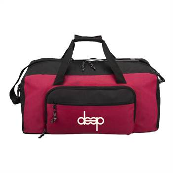 Sport Duffel Bag - Personalization Available