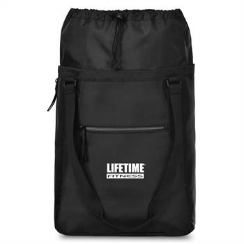 Leighton Gym Tote - Personalization Available