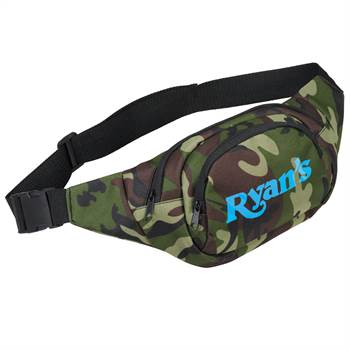 Camo Hunt Fanny Pack - Personalization Available