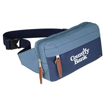 KAPSTON® 2-In-1 Jaxon Fanny Pack / Sling Bag - Personalization Available