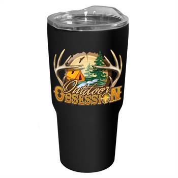 Hudson Stainless Steel Tumbler 20-Oz. - Full Color Personalization Available