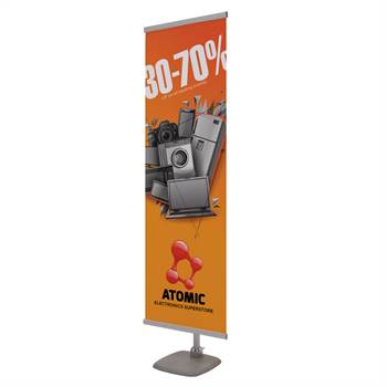 Sidekick Banner Display Kit - Full-Color Digital Personalization Available