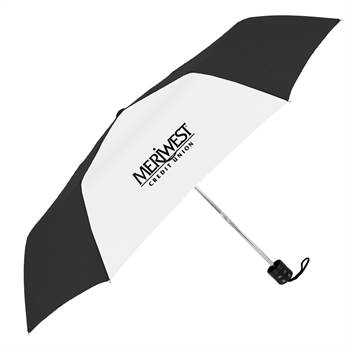 The Compact Econo Folding Umbrella - Personalization Available
