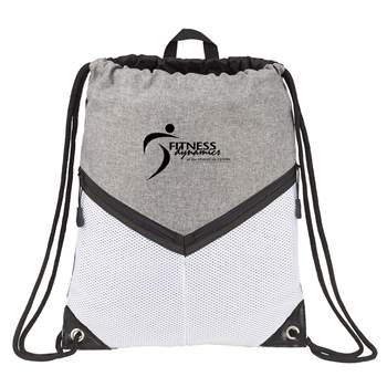 Voyager Drawstring Sportspack - Personalization Available