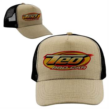 Vibrant Baseball Hat - Full-Color Personalization Available