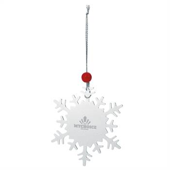 Snowflake Ornament - Personalization Available