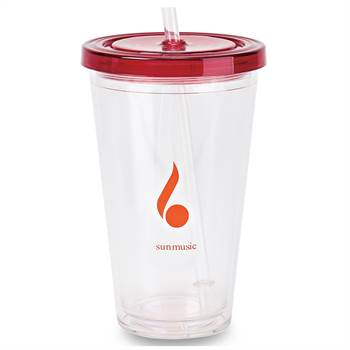 Splash Double Wall Tritan® Travel Cup 18-Oz. - Personalization Available