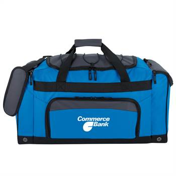 Bungee Top Duffel - Personalization Available