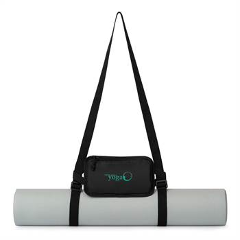Asana Yoga Mat With Bag - Personalization Available
