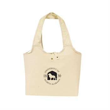 eGREEN Roll-up Tote - Personalization Available