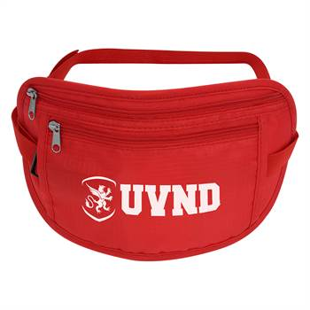 Leisure Travel Money Belt - Personalization Available