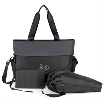 Life in Motion® All Day Deluxe Computer Tote - Personalization Available