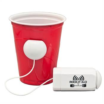Rock-It™ 3.0 Vibration Speaker - Personalization Available