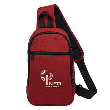 Chris Crossbody Sling Bag - Personalization Available