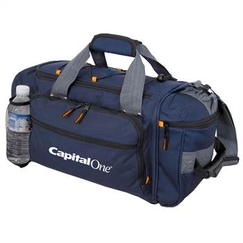 On-The-Go Sport Duffel - Personalization Available