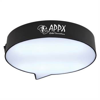 LED Thought Bubble Light Box - Personalization Available