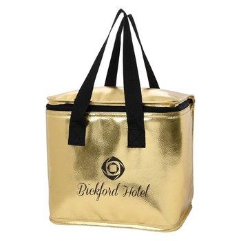 Major Metallic Cooler Bag - Personalization Available