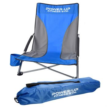 Low Profile Chair With Carrying Bag - Personalization Available