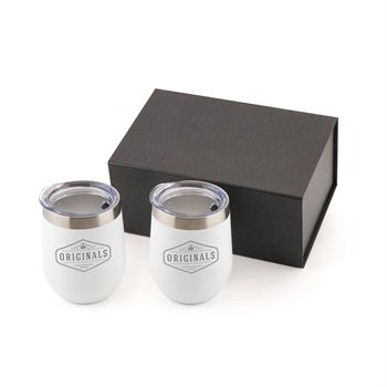 Napa Stemless Wine Tumbler Set - Personalization Available