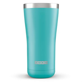 Zoku 3-in-1 Stainless Steel Tumbler 20 oz. - Personalization Available