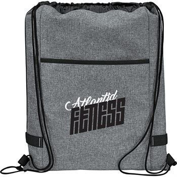 Reverb Drawstring Bag - Personalization Available