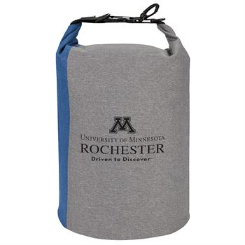 Koozie Two Tone Dry Bag 5L - Personalization Available