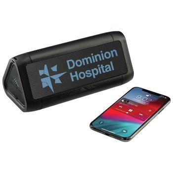 High Sierra Waterproof Speaker w/ Wireless Powerbank