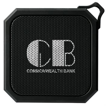 Outdoor Waterproof Bluetooth® Speaker - Personalization Available