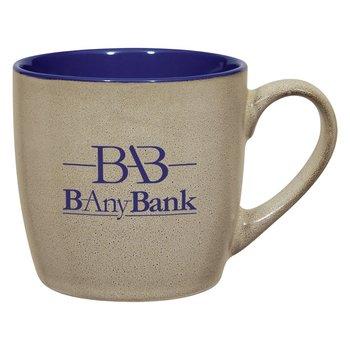 Byron Stoneware Mug 12-Oz. - Personalization Available