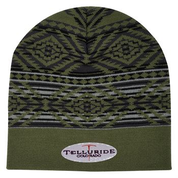 Tucson Knit Beanie - Personalization Available