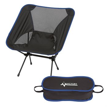 Outdoorable Folding Chair With Travel Bag- Personalization Available
